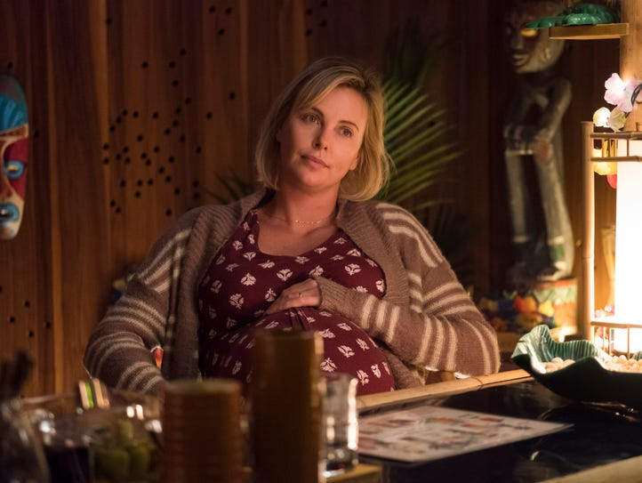 """Charlize Theron stars as Marlo in """"Tully."""""""