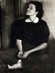 Liz Putnam, photographed in 1958 — a year after founding