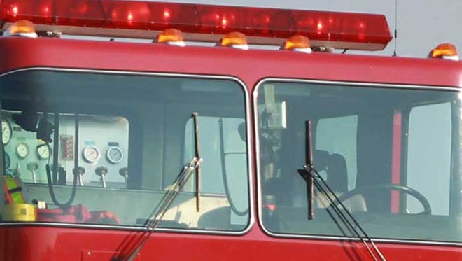 Five people were hospitalized after a head-on crash in Boone County Tuesday morning.