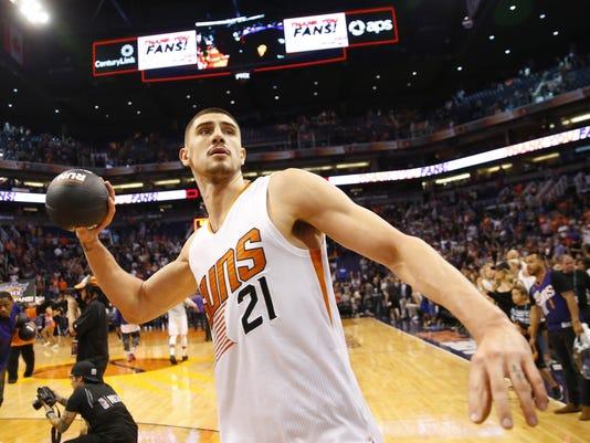 Mavericks vs Suns