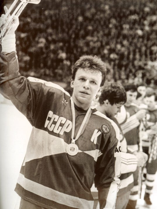 Slava Fetisov: KGB Is To Blame For Miracle On Ice