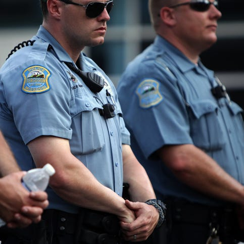 Would police body cams have changed things in Ferguson?