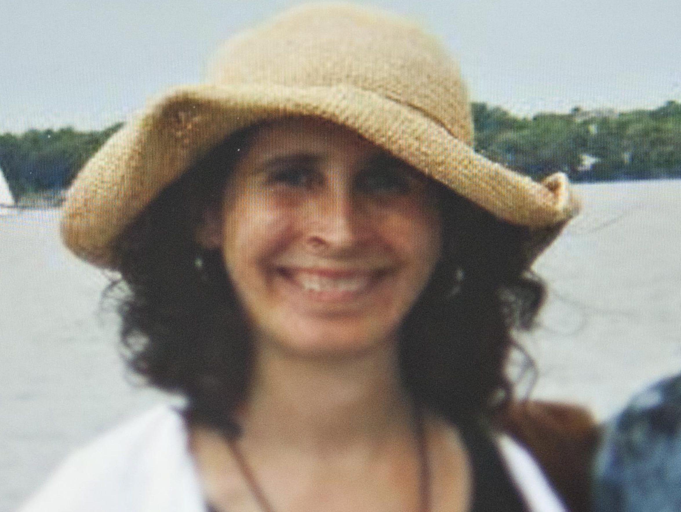 Lara Sobel, 48, of East Montpelier is seen in this