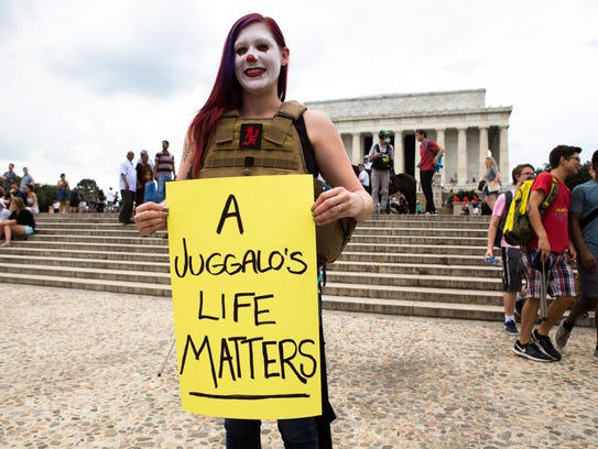 juggalos descend on dc to fight fbi gang distinction