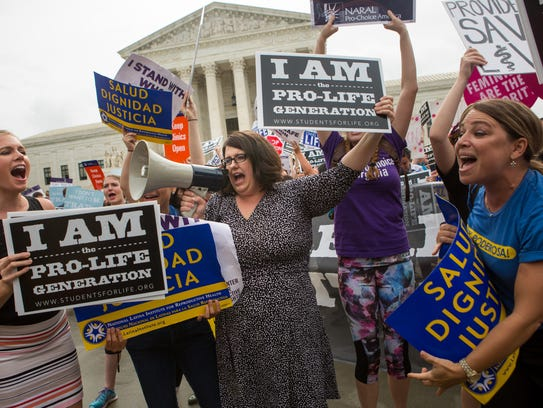 The Supreme Court weighed in on a case involving abortion