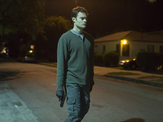 Bill Hader plays a hitman with acting ambitions in HBO's 'Barry.'