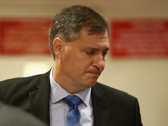 Attorney William Haney, representing Heather Locklear,