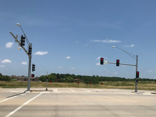Answer Man: Why was so much roadwork and signalization done near the Mercy Orthopedic Hospital? Seems like a waste of money. A roadway stub was built on north side of East River Bluff Boulevard. It leads to nowhere.
