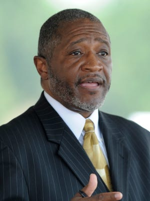 James Talton, director of the Central Alabama Veterans Health Care System
