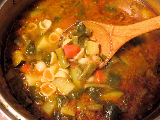From Scratch Minestrone 02