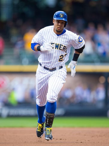 Carlos Gomez is a two-time All-Star.