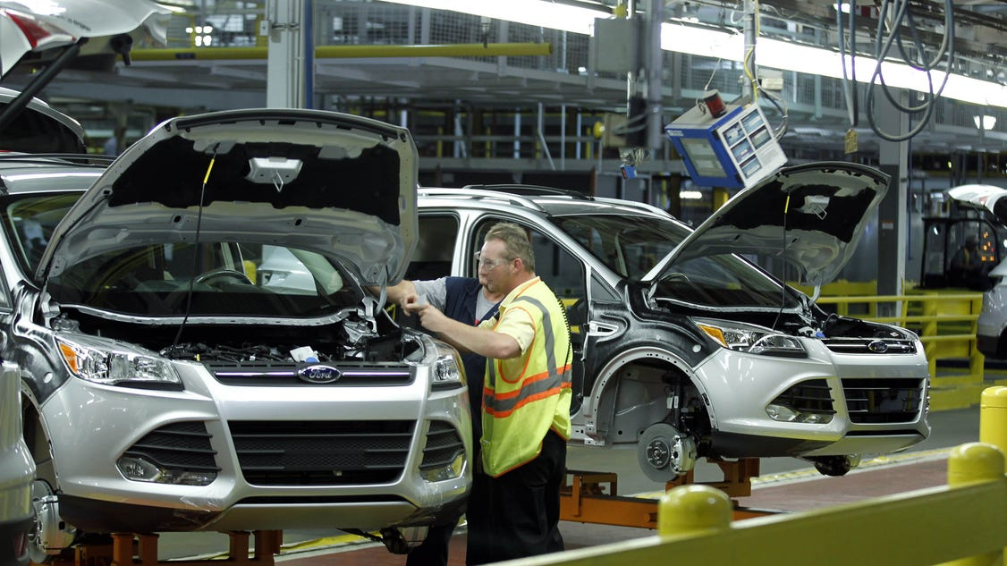 job cuts at ford motor co won 39 t affect two louisville production. Cars Review. Best American Auto & Cars Review