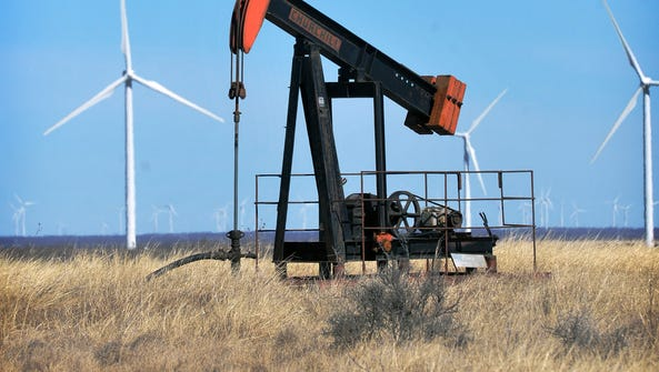 Oil and gas production have been part of the North