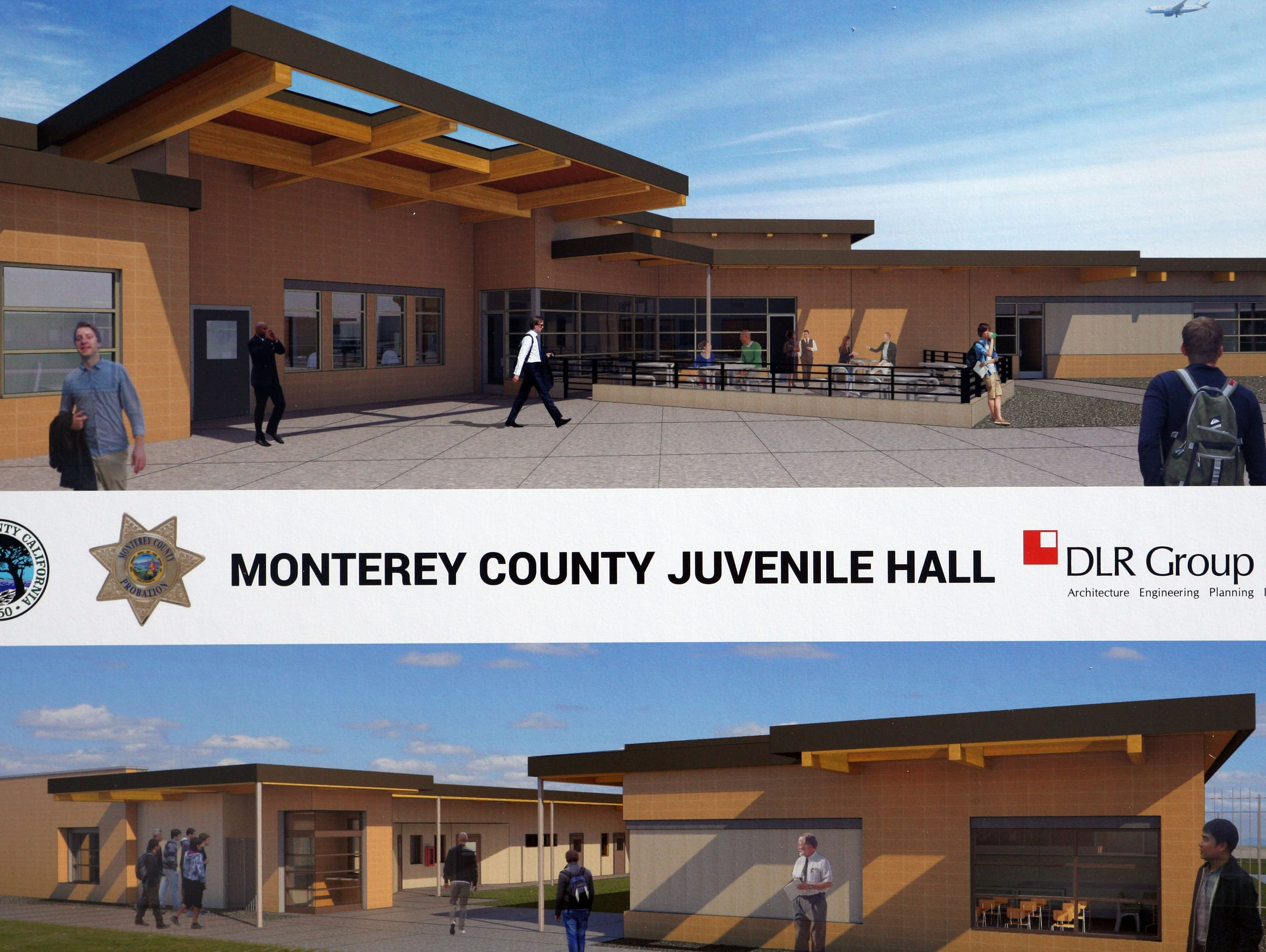 Groundbreaking at the site of Monterey County's new