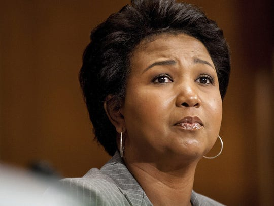 Retired astronaut Mae Jemison pushed girls to love science.