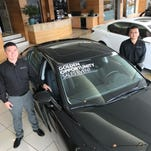 Lexus owners' test drives will benefit Red Cross
