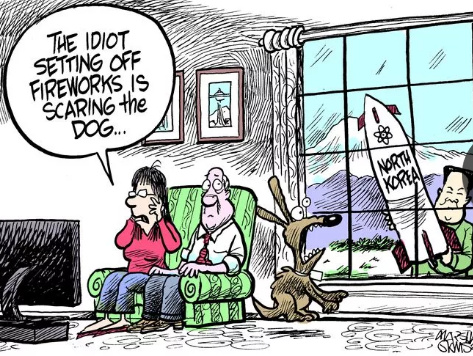 July editorial cartoons from the USAToday Network
