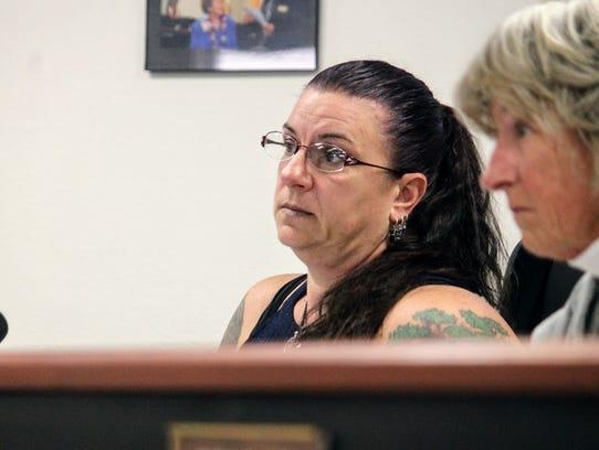 County Commissioner Lori Bies said hiring a full-time