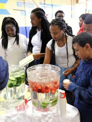 Youth had an opportunity to learn about healthy lifestyles,