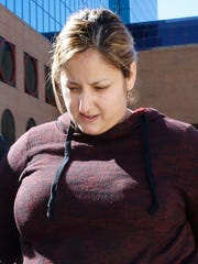Perla Annabi, of Santa Teresa was one seven persons indicted by a federal grand jury in connection with a bank fraud scheme