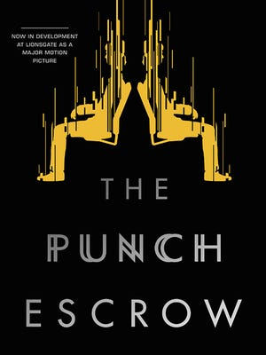 The cover of Tal M. Klein's 'The Punch Escrow.'
