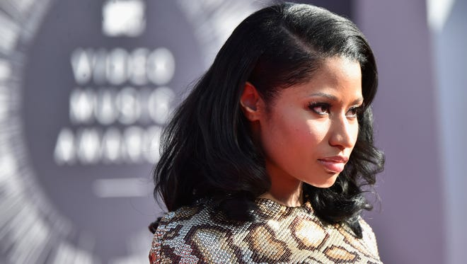 Recording artist Nicki Minaj attends the 2014 MTV Video Music Awards at The Forum on August 24, 2014 in Inglewood, California.