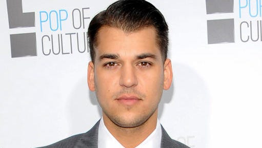 "FILE - In this April 30, 2012 file photo, Rob Kardashian from the show ""Keeping Up With The Kardashians"" attends an E! Network upfront event in New York. Rob Kardashian says in an Instagram post Saturday, Dec. 17, 2016 that fiancee Blac Chyna has left him and taken their month-old daughter with her."