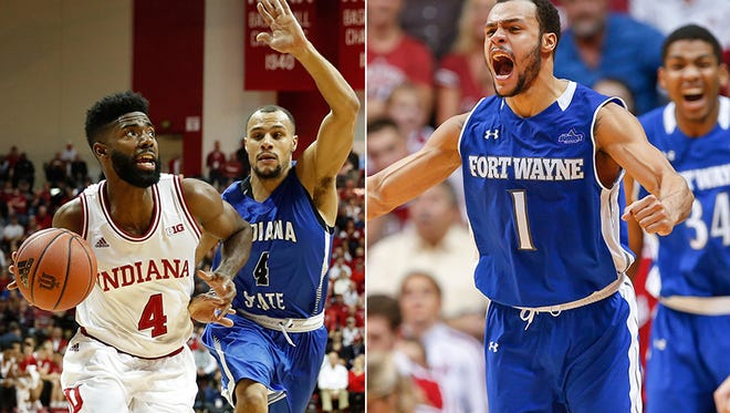 The Scott brothers, Brenton and Bryson, are a combined 6-0 against IU over the last four seasons.