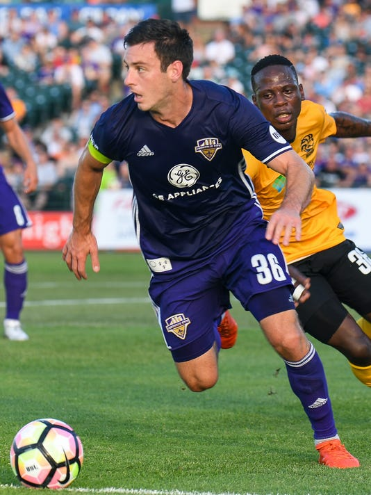 Louisville City FC v Pittsburgh Riverhounds FC