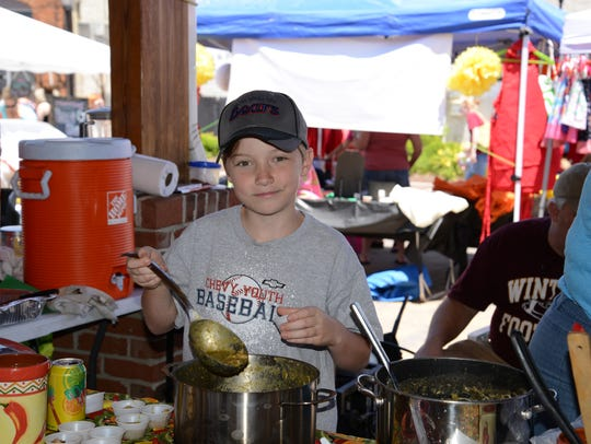The inaugural Palmetto State Chili Cook-Off was held