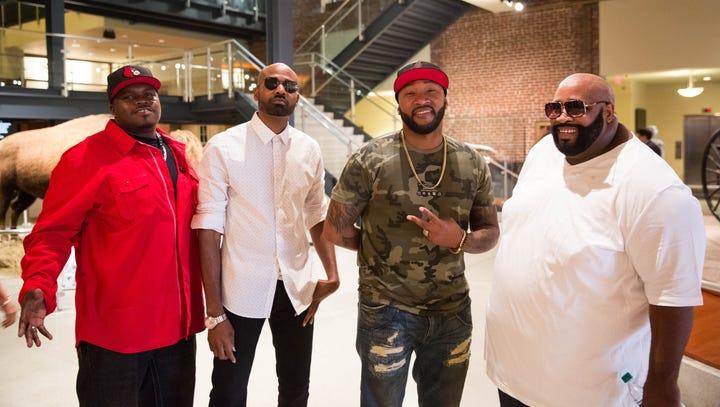 Louisville's Linkin' Bridge replaces original member, gains two more