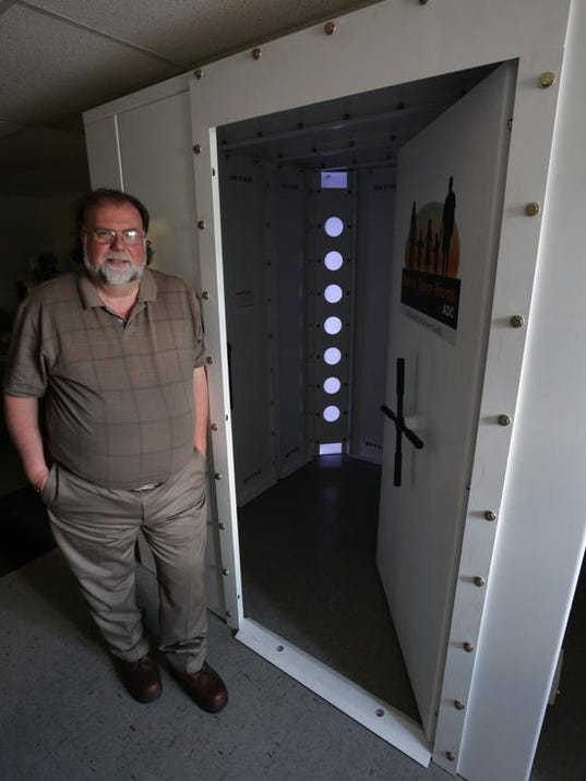 Weston Company Says Its Safe Rooms Can Withstand Ef 5 Tornado