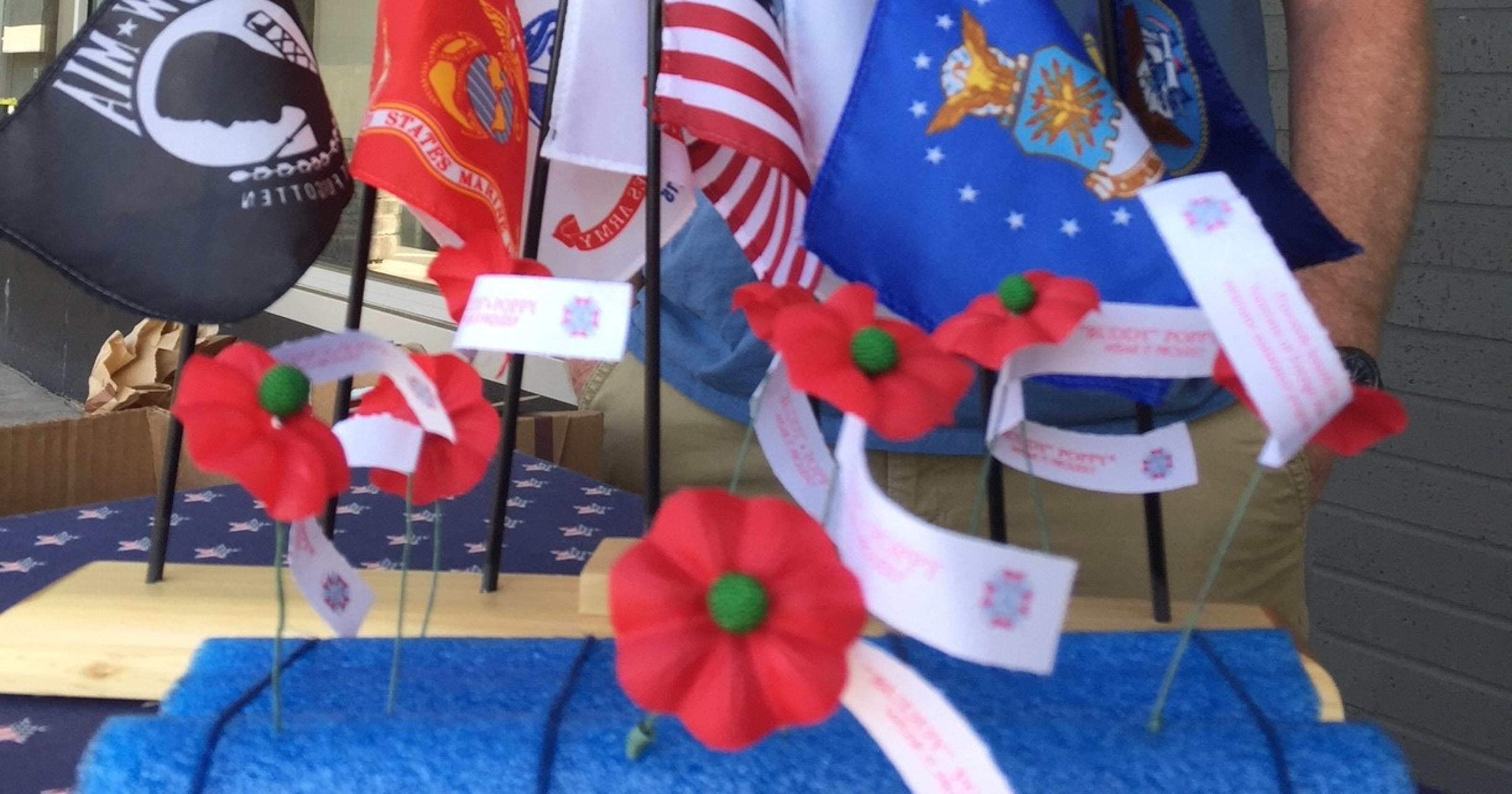 Wheres The Love For Veterans Poppies In The United States