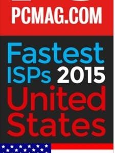 PC Magazine ranked the fastest Internet providers
