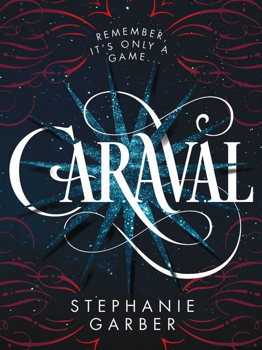 Four thrilling new titles take teens on fantasy rides