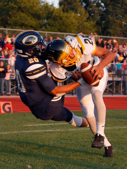 Five Lansing Area Football Games To Watch