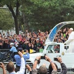Pope visit: No traffic congestion, few transit delays