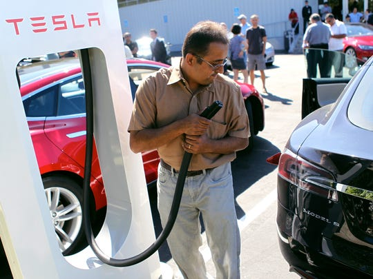Electric cars: Here's what you should know about charging