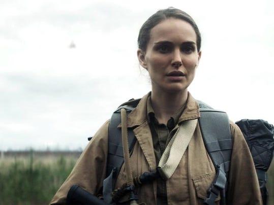 Annihilation Natalie Portman Paramount