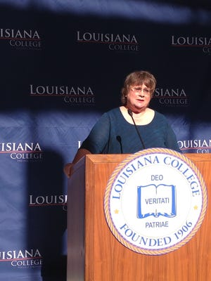 Louisiana College on Wednesday introduced Marilyn Cooksey as its new dean of the School of Nursing and Allied Health. Cooksey was hired in August.