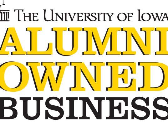 2072-3 UI Alumni Window Clings for On Iowa!-11x7.5
