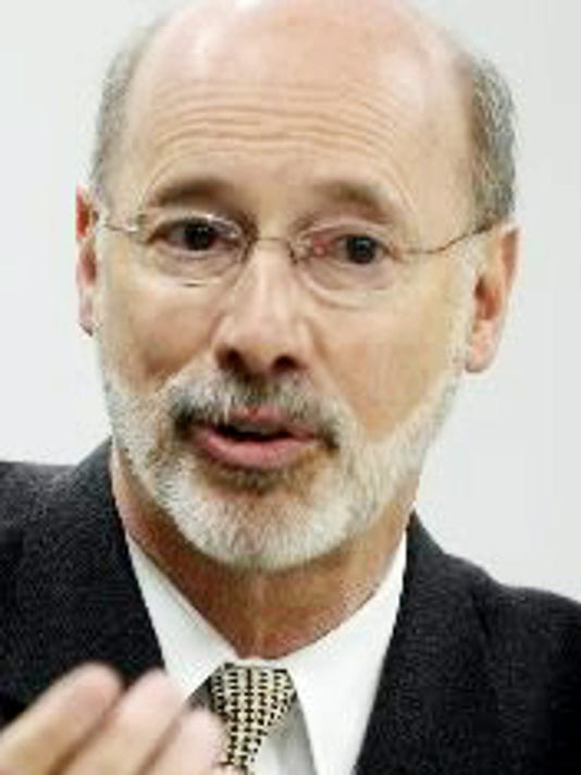 Is this the real Vladimir Lenin, or Tom Wolf, an owner of a big, profitable, capitalist business?
