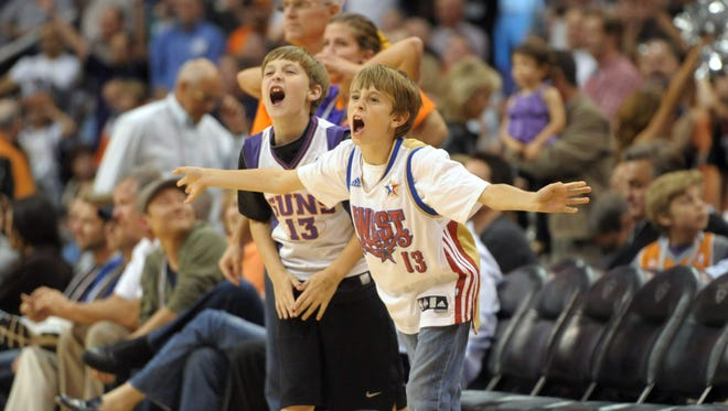 The Suns are sort of underrated, torture-wise, particularly because they're easily the most popular team in their area.