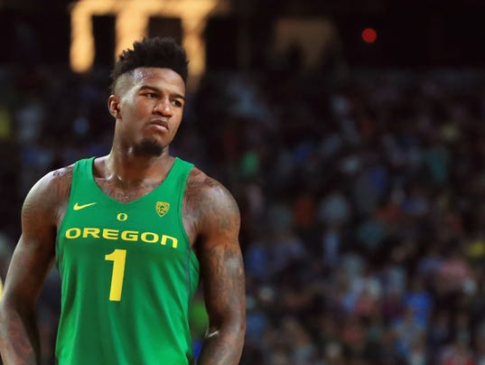 jordan bell gives a heartbreaking interview after oregon u0026 39 s loss