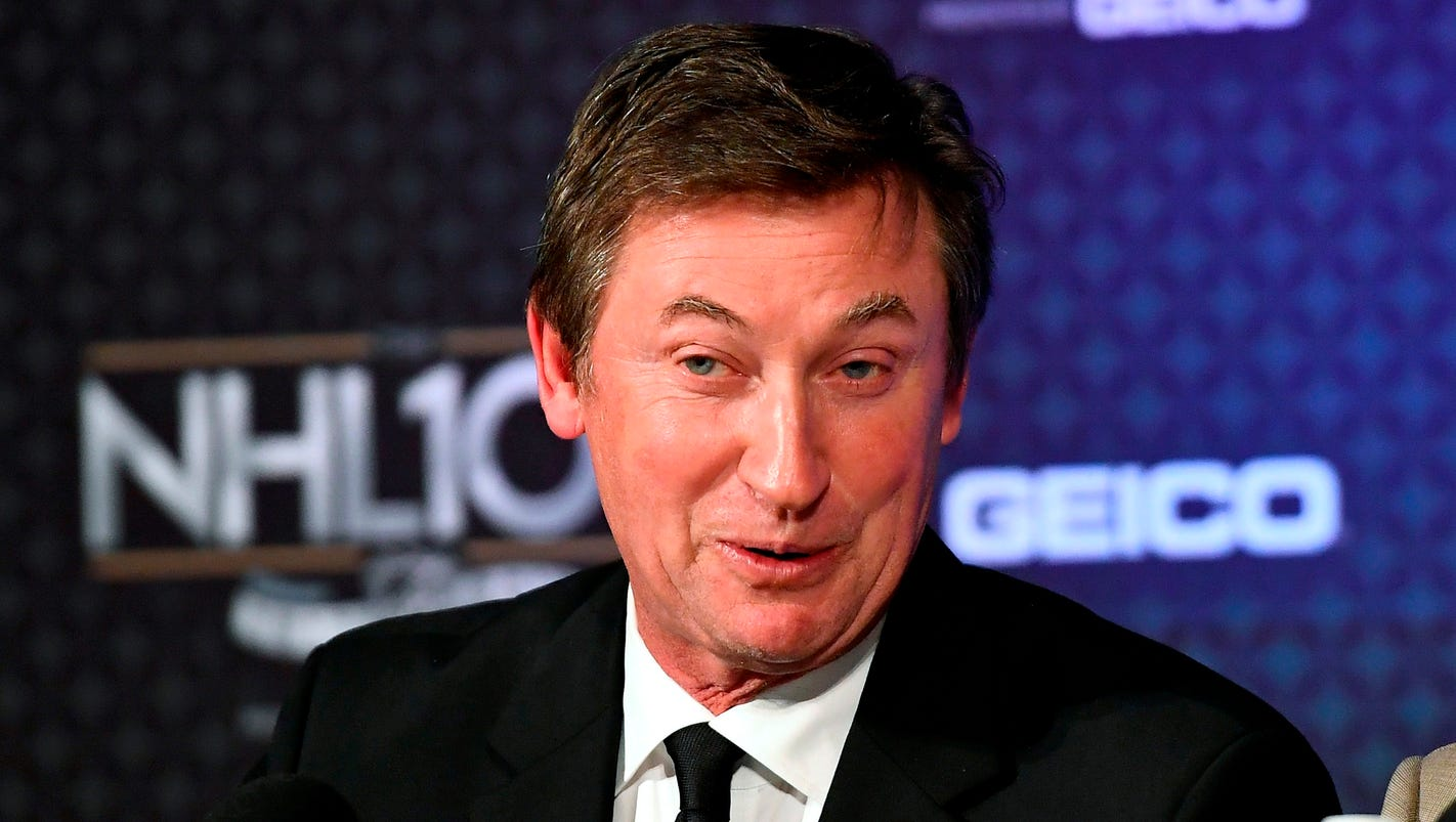 Wayne Gretzky To Visit Ford Ice Center In Antioch