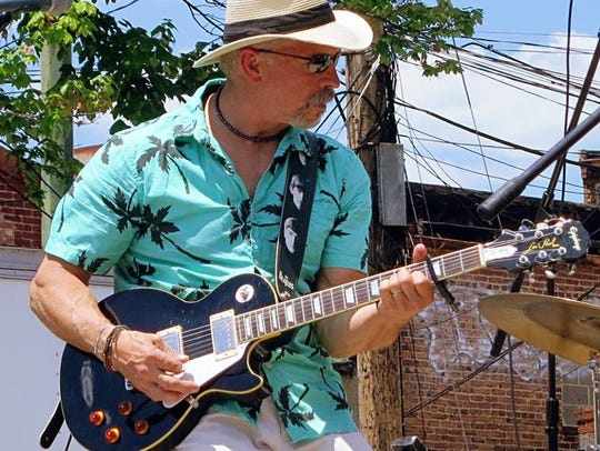 The Panama Rex Band will play the Seacrets Beach Closing Party in Ocean City from 1 to 5 p.m., Saturday, Sept. 29; admission is free. The group pays tribute to Jimmy Buffett.