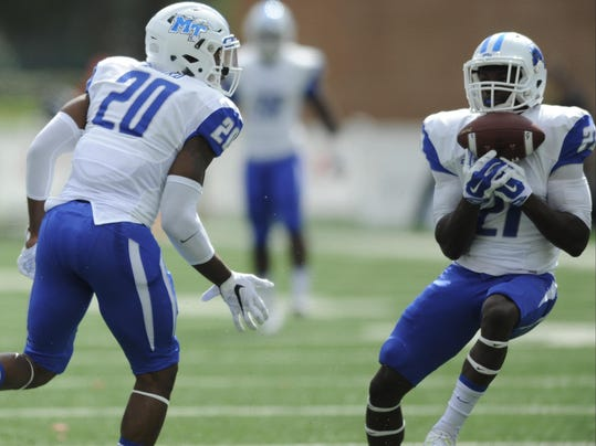Hilltoppers throttle the Blue Raiders of MTSU
