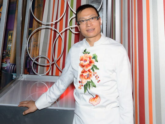 Lao Sze Chuan Executive Chef Tony Hu.