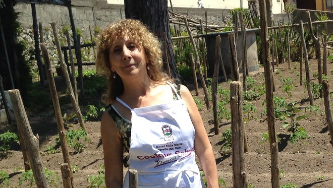 Paulette Licitra, aka Chef Paulette, teaches Italian cooking classes out of her home in Nashville.