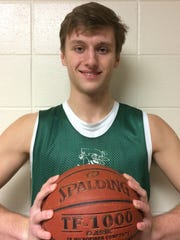 Green Bay Preble senior Ryan Buss is averaging 19.1 points per game as the Fox River Classic Conference's second-leading scorer this season.